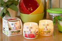 Свеча в стакане ароматизированная Ароматная кухня 1