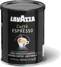 Кофе молотый жб Lavazza Espresso 250г