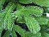 Ель искусственная литая зеленая 1.8 м., фото 2