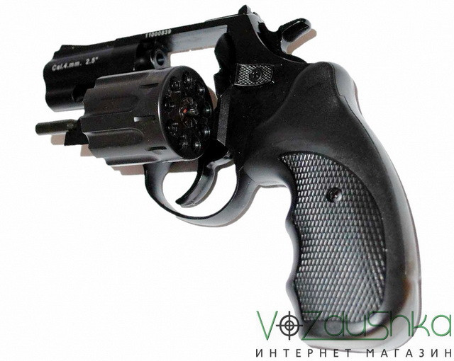 stalker 2,5 револьвер под патрон флобера