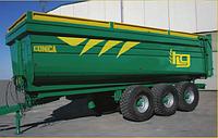 Прицеп тракторный сельскохозяйственный PT-26.20 (Испания)