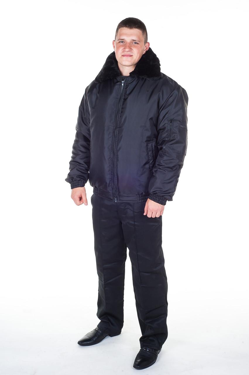 """Куртка охоронця утеплена """"Пілот"""""""