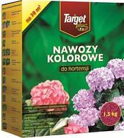 Удобрение для гортензии Target plus, 1,5 кг