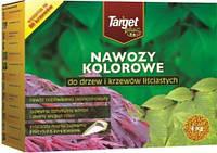 Удобрение для лиственных деревьев и кустов Target plus, 4 кг