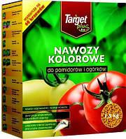 Удобрение для помидоров и огурцов Target plus, 1,5 кг