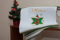 Новогодний рушник | Новорічний рушник 018, фото 1