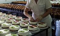 Кондитерская цех тортов