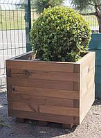 Ящик садовый деревянный, 42х41,5х53,5 см