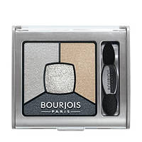 Bourjois тени для век квадро Smoky Stories 09