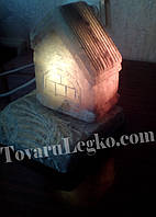 Соляный светильник - Домик (6,5 кг)