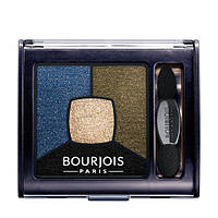 Bourjois тени для век квадро Smoky Stories 10