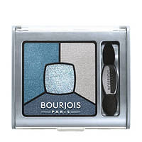 Bourjois тени для век квадро Smoky Stories 11