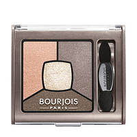 Bourjois тени для век квадро Smoky Stories 12