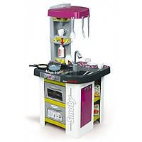 Smoby Интерактивная детская кухня с барбекю 311006 Mini Tefal Cousine Studio Bubble kitchen