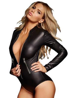 Боди черный BodySuit, фото 2