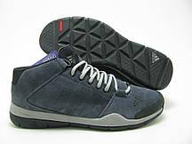 Кроссовки зимние Adidas Anzit DLX mid grey