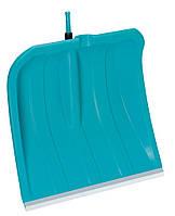 Лопата для уборки снега пласт с кайм из нерж Gardena Snow Shovel ES 40, 40 см