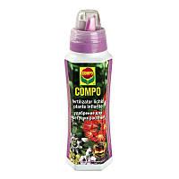 Жидкое удобрение Compo для цветущих растений, 0,5 л