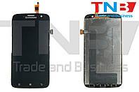 Сенсор+матрица Lenovo A859 Черный