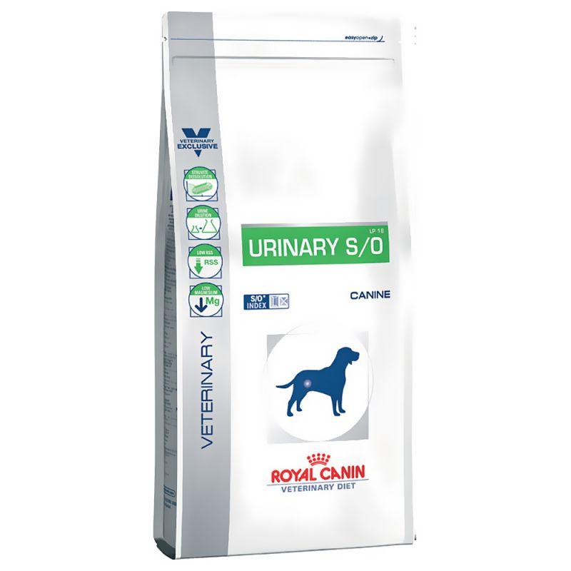 сухий корм для собак ROYAL CANIN Dog urinary 14 кг