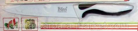"""Нож """"Bass"""" антибактериальный узкий 8"""""""