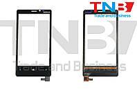 Сенсор NOKIA Lumia N920 Черный ОРИГИНАЛ