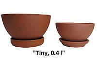 Пиала гладкая «Tiny», 0.4 л, Ø 14см