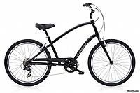 Велосипед Electra Townie Original 7D, черный