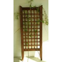 Пергола-поддержка для вьющихся растений, 45х2х120 см