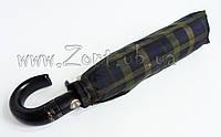 Мужской зонт Три Слона Клетка , купол 140 см (полный автомат), арт. 730-8