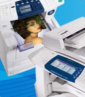 Заправка картриджей цветных принтеров Xerox