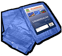 Тент водонепроницамый BLUE 60 гр / м² размер 5х8м