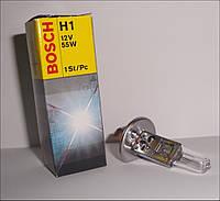 Автомобильная лампа Bosch Pure Light H1 12V 55W (1987302011)
