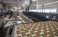 Фабрика производству кондитерский изделий