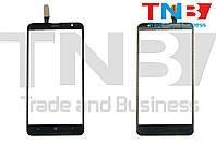 Сенсор NOKIA Lumia 1320 Черный