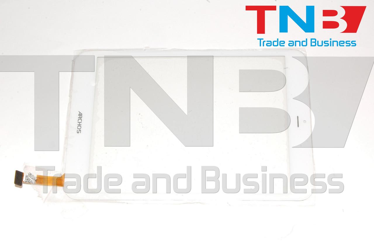 Сенсор General Mobile Discavery Tab 8 3G БЕЛЫЙ