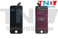 Сенсор+матрица APPLE IPHONE 5G Черный