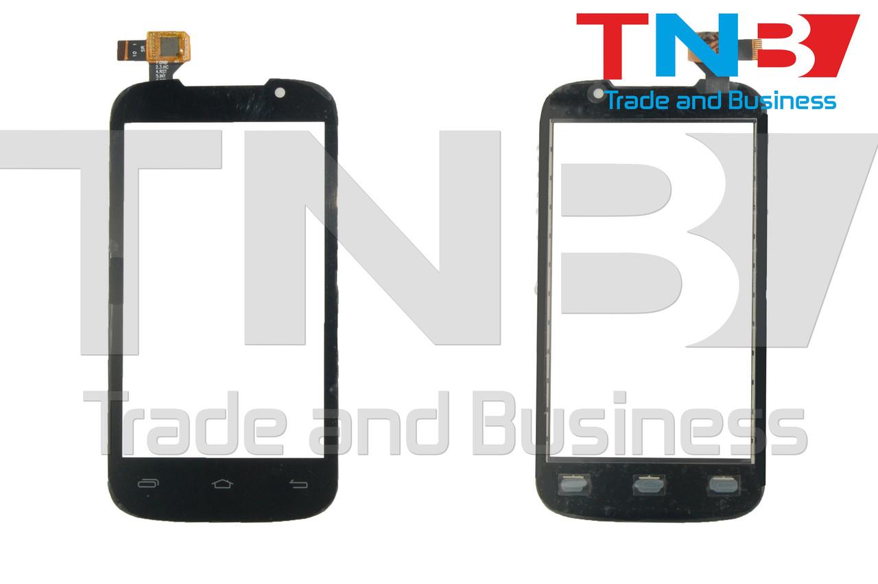 Сенсор Prestigio MultiPhone 3400 Duo Черный