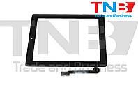 Сенсор APPLE IPAD 4 Черный HIGH COPY +  touchpad