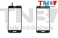 Сенсор LG D405 Optimus L90 Черный ОРИГИНАЛ
