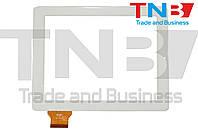 Тачскрин MODECOM FreeTAB 9704 IPS2 X4 БЕЛЫЙ