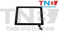 Сенсор APPLE IPAD 2 Черный HIGH COPY + touchpad