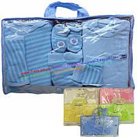 Комплект для младенцев Vit06155 интерлок 2 шт (0-3 мес)