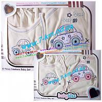 Комплект для младенцев Vit801 интерлок 1 шт (0-4 мес)