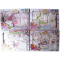 Комплект для малышей Vit3154 интерлок 2 шт (0-3 мес)