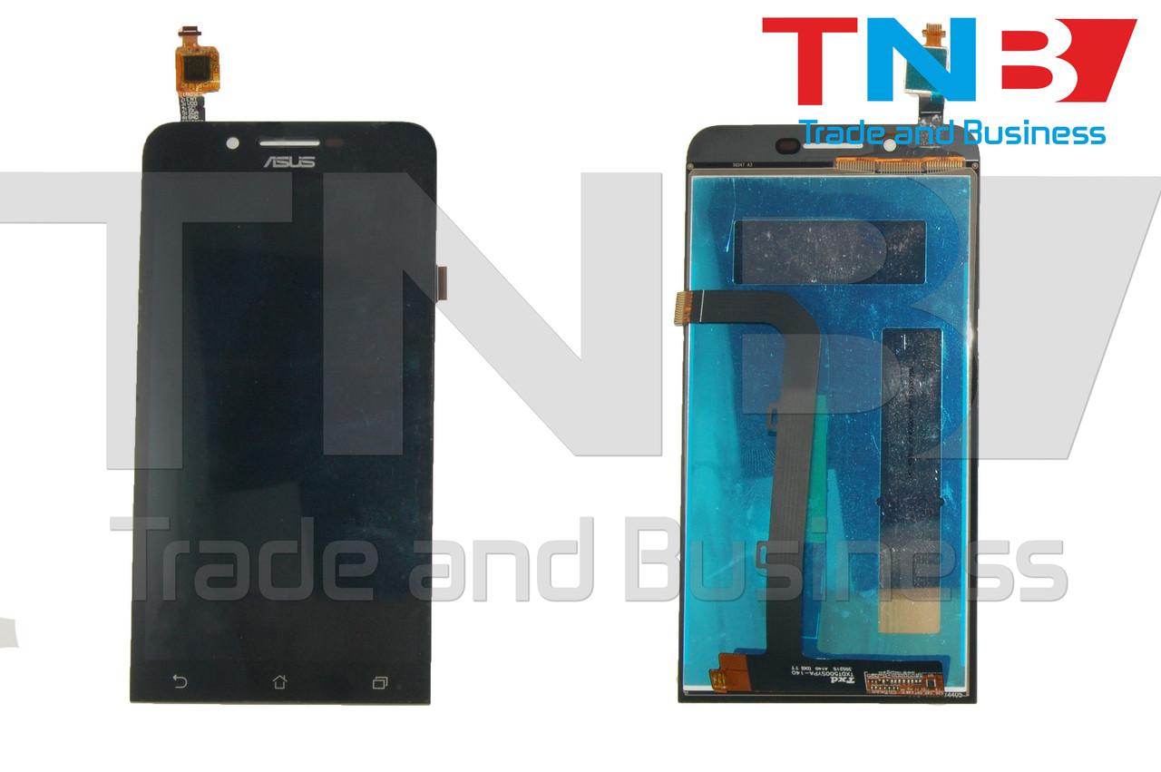 Модуль ASUS ZenFone GO (ZC500TG) Черный ОРИГИНАЛ