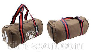 Спортивна Сумка бочонок Converse з відділенням для взуття (обсяг 22 л), фото 2