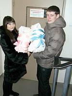 Конверты для новорожденных в ассортименте