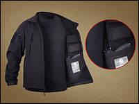 Куртка полицейского Soft Shell мембрана 5000 в.с.