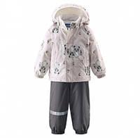 Комплект, куртка и комбинезон зимний Lassie by Reima 713694, цвет 0331